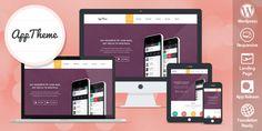 AppTheme v1.0.7  Corporate Portfolio WordPress Theme