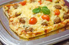 Lihapullapiiras Vegetable Pizza, Baking, Vegetables, Food, Bakken, Essen, Vegetable Recipes, Meals, Backen