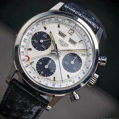 Tag Heuer Monaco, Audemars Piguet, Cool Watches, Watches For Men, Men's Watches, Eyewear, Carrera, Wristwatches, Chronograph