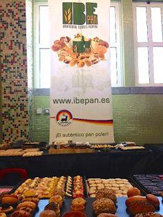 Ibepan abre mercado en Portugal. Aquí, presentes en una de las ferias de alimentación portuguesas.