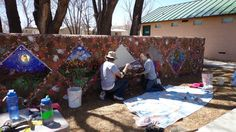 Many Hands Mural, Penny Park