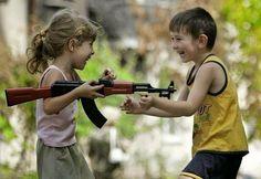 Mi Universar: Ya no juegues a la guerra