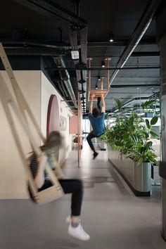 卡特纳传媒办公室,贝尔格莱德 / Studio AUTORI - 谷德设计网