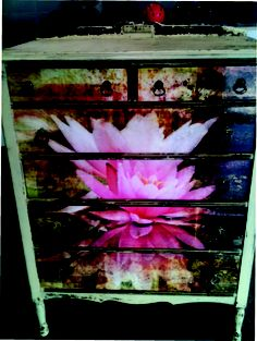 Dresser, for purchase at Suite Revivals by Tami. Find her page on Facebook!