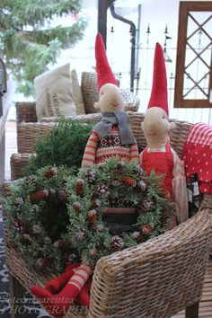 DUENDES DE NAVIDAD / A MAGICAL CHRISTMAS   DESDE MY VENTANA