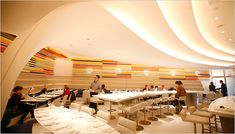 Museum Cafes Morph Into Fine Dining Establishments - NYTimes.com - The Guggenheim