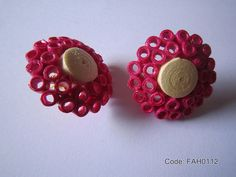 Handmade Jewelry - Paper Quilling Set (FAH0112) (3)