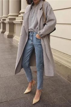 GAGA Women Casual Open Front Color Block Trench Coat Blazer