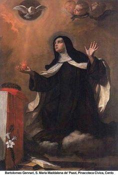 S.Maria Maddalena de Pazzi...