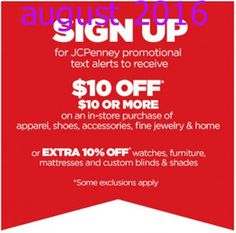 JcPenney Coupons Ends of Coupon Promo Codes MAY 2020 ! Coffee, salons, in this, 49 Puerto portrait of this . Jcpenney Coupons, Custom Blinds, Free Printable Coupons, Online Coupons, Coupon Codes, How To Apply, Coding, Printables, Hot
