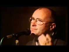 Genesis - Unplugged - Follow You, Follow Me - YouTube. My favorite love song...ever!