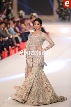 Ammara Khan at PFDC Loreal Paris Bridal Week 2015