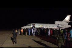 BREAKING: Jammeh flees Gambia to Guinea on exile