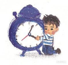 시간 개념이 없는 아이, 어떻게 해야 할까요? :: 지식백과