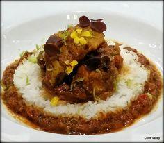 cookvalley - tanker om mad: Indisk krydret tomatsauce med fisk