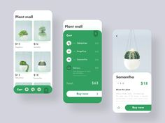 Art Plant Mall designed by JIANGGM🍿 for UIGREAT Studio. Connect with them on Dribbble; Web Design, Mall Design, App Ui Design, Interface Design, Ui Design Mobile, Mobile Application Design, Design Thinking, Template Web, Android App Design