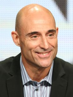 "mark strong | Mark Strong Actor Mark Strong speaks onstage during the ""Low Winter ..."