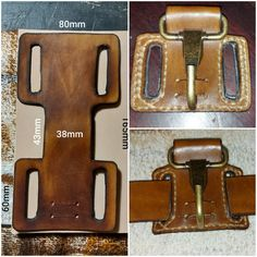 Belt Key Holder, Leather Key Holder, Leather Key Case, Leather Gifts, Leather Bags Handmade, Leather Craft, Leather Holster, Leather Tooling, Diy Leather Working