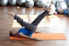 The benefits of #core strength from #Pilates. #health