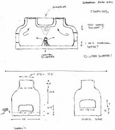 Dark Company Blog: Glass Bead Furnace at Goderich Celtic