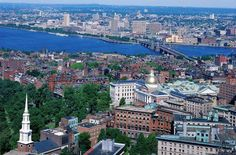 Boston:  Very nice city packed with history, great baseball, and basketball teams.  I couldn't live there though.