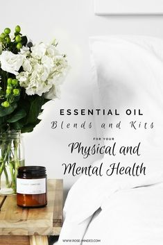 Essential Oil Blends and Kits For Your Mental and Physical Wellness | Mental Health | Journal Prompts | Rose-Minded | California