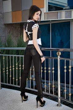Популярная молодежная женская одежда оптом бренда VISION fs! Посмотреть и купить можно на официальном сайте www.visionfs.com.ua