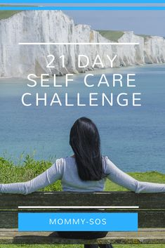 Care for yourself, as you care for others.  You deserve it!  21 day self care challenging with FREE Printable Guide to help get you started on your journey.  #mommy-sos #momlife #resolutions #selfcare