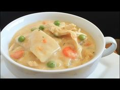 Southern Chicken and Dumplings Recipe