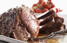 Delicious Marinated Sunday Dinner Roast Beef