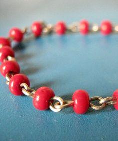 Bracelet for Mal de Ojo.