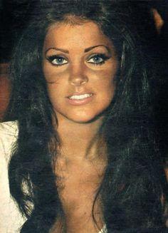 Priscilla Presley- Old Time Cloth x