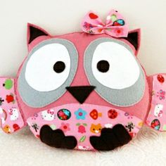 Creating from felt is my passion and I enormously enjoy making toys.