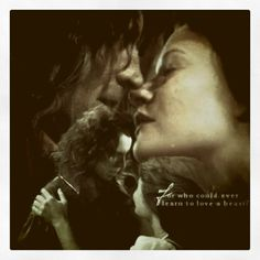 Rumple and Belle from Once Upon a Time