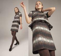 from the Norwegian designer Mette Møller Winter, Dresses, Design, Fashion, Winter Time, Vestidos, Moda, Fashion Styles, Dress