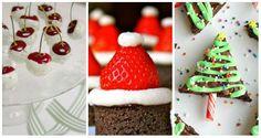 19 Idées sucrées pour un joyeux buffet de fêtes de fin d'année
