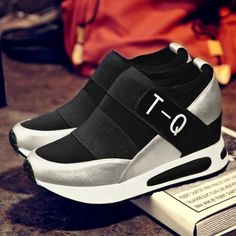 Shop fashion sneakers shoes at Chiko Shoes. Fashion sneakers are enjoying a huge moment after being endorsed by Karl Lagerfeld on 2014 haute couture show. Dress With Sneakers, Sneakers Fashion, Fashion Shoes, Me Too Shoes, Men's Shoes, Shoe Boots, Ankle Boots, Buy Shoes Online, Rubber Shoes