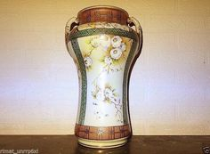 Imperial Nippon Hand Painted Vase (1890 - 1910)