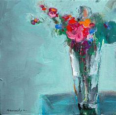 Floral Study 139 - Robert Burridge