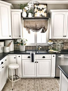 Bless This Nest | Lemons in the Kitchen Spring Home Tour Lemon Print from Kirkland's