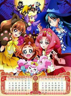 Go princess precure