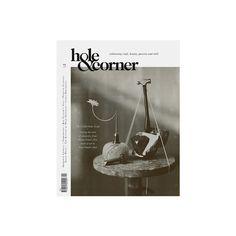 Hole & Corner Magazine Issue 4 | The Future Kept