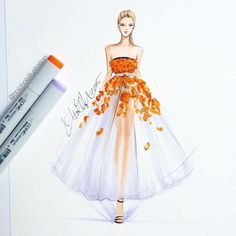 Fashion lllustrator- Boston © Holly Nichols info@hnicholsillustration.com : hnillustration Shop my Art