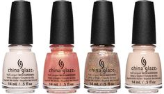 We Run This Beach, Sun's Out, Buns Out, Beach It Up, Life is Suite! - China Glaze Spring Fling, spring 2017.