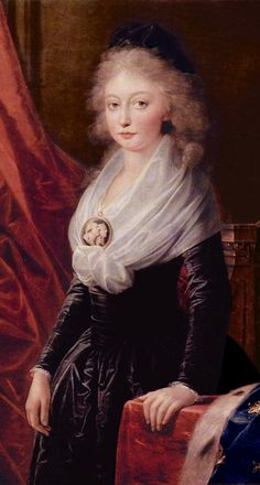 The unfortunate Marie Thérèse Charlotte of France was born in Versailles on this day in 1778 to Louis XVI and Marie Antoinette.  — madameguillotine.org.uk     15 collections       17 more image result sizes