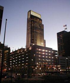 Downtown Omaha NE