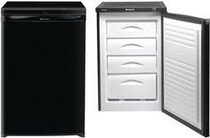 Hotpoint RZAAV22K - 55cm Freezer in Black Hotpoint RZAAV22K 55cm Freezer3.6 cu.ftA  Rated4* Freezing4 DrawsReversible DoorsBlackDimensions (cm) H 84.5 x W 54.5 x D 60.0 (Barcode EAN=5016108808887) http://www.MightGet.com/january-2017-11/hotpoint-rzaav22k--55cm-freezer-in-black.asp