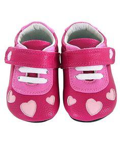 Humorous Baby Girls Pink Tinny Shoes Hand Made In Spain Bnib Girls' Clothing (newborn-5t) Mixed Items & Lots