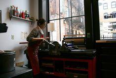 Colleen Ellse : Letter & Lark Letterpress Studio