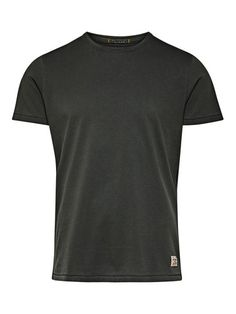 JACK & JONES T Shirt Einfarbig Basic